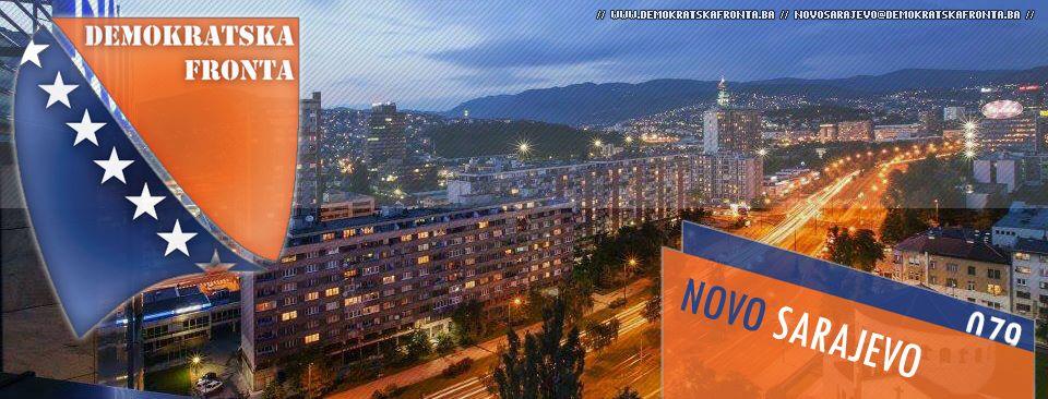 U četvrtak sastanak OP Novo Sarajevo sa članstvom i Radnom grupom KO DF Sarajevo