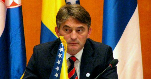 Željko Komšić premijeru Konakoviću