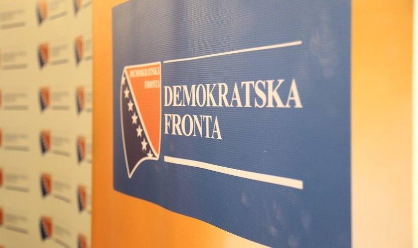 Demokratska fronta: Država BiH na koljenima
