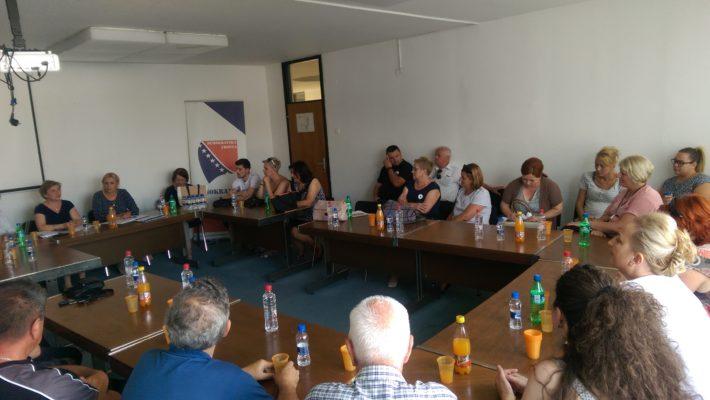 Druženje u organizaciji Odbora za rodnu ravnopravnost PA DF u Busovači