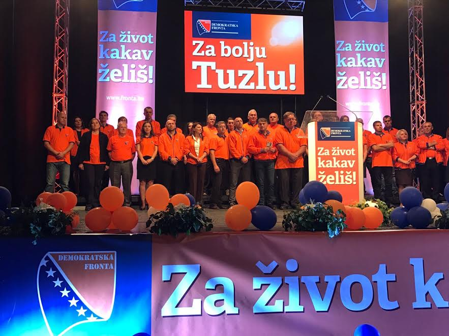 Demokratska fronta TK: Hitno oslobodite Sakiba Kopića i Enesa Tanovića