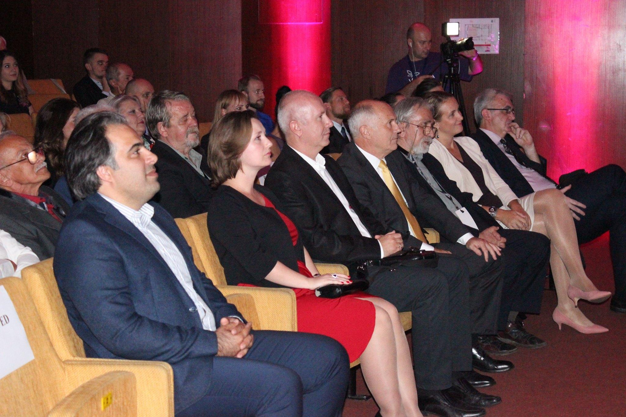 Potpredsjednik Federacije BiH Milan Dunović prisustvovao otvaranju VIVA festivala