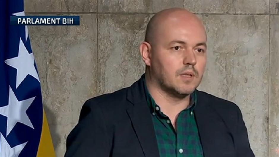 """Damir Bećirović u emisiji """"Pošteno"""" Federalne televizije (Video)"""