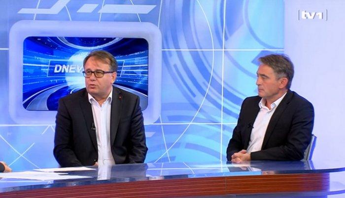 Nikšić i Komšić: Vrijeme je da maknemo ove s vlasti, rijeka koja sutra kreće biće sve veća