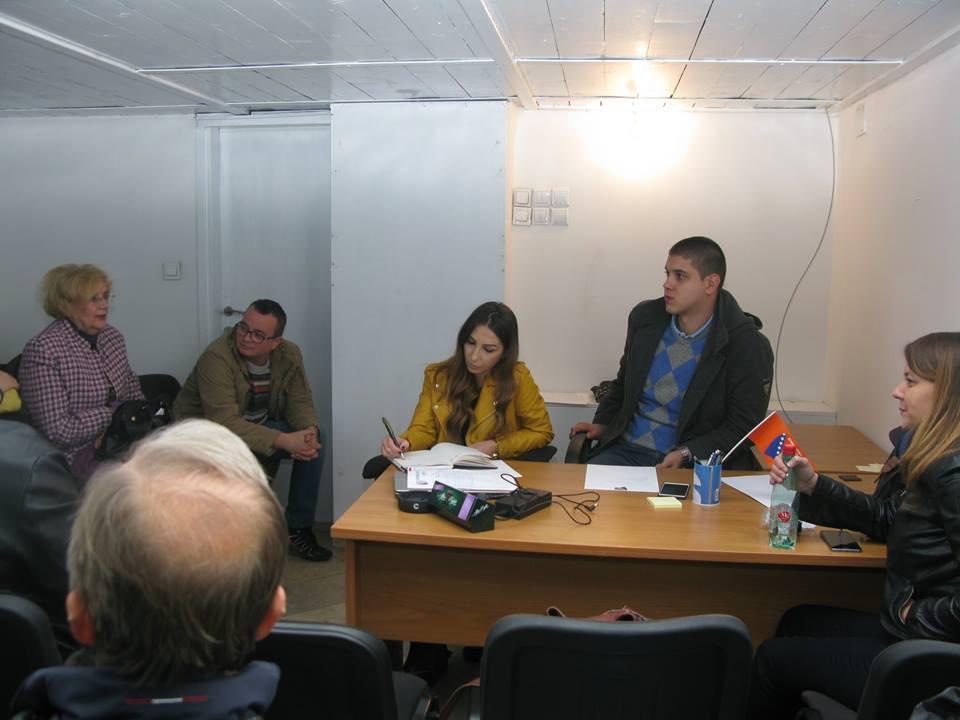Održana 2. redovna sjednica Općinskog odbora Demokratske fronte Centar