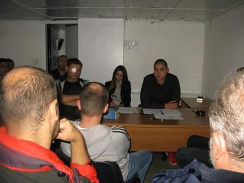 Održana konstituirajuća sjednica Općinskog odbora DF Centar
