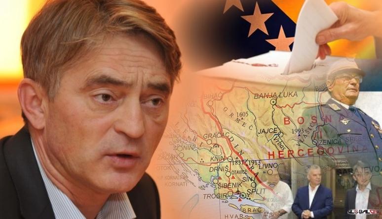 (VIDEO) Željko Komšić za Global CIR: O predizbornim koalicijama, vodovodu, SBB-u, Sarajevu, Evropskoj uniji, fašizmu i antifašizmu