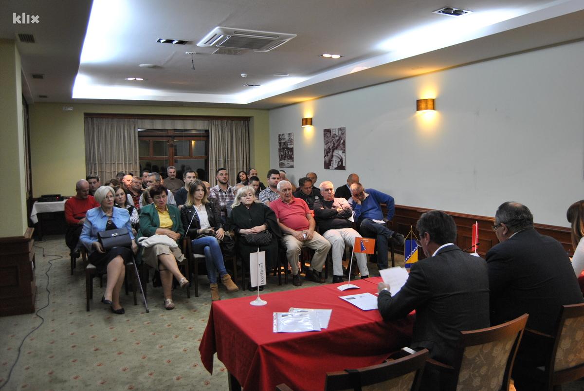 SDP i DF usvojili Deklaraciju o Mostaru, traže aktivniju ulogu međunarodne zajednice