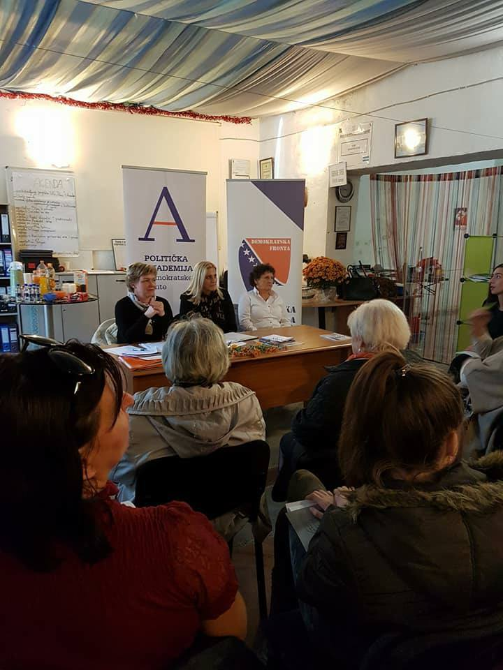 Doboj: Aktivnije učešće žena u politici
