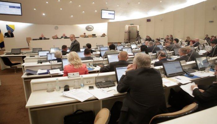 SDA, SBB, SDS, SDP i DF protiv HDZ-ovog prijedoga izmjena Izbornog zakona