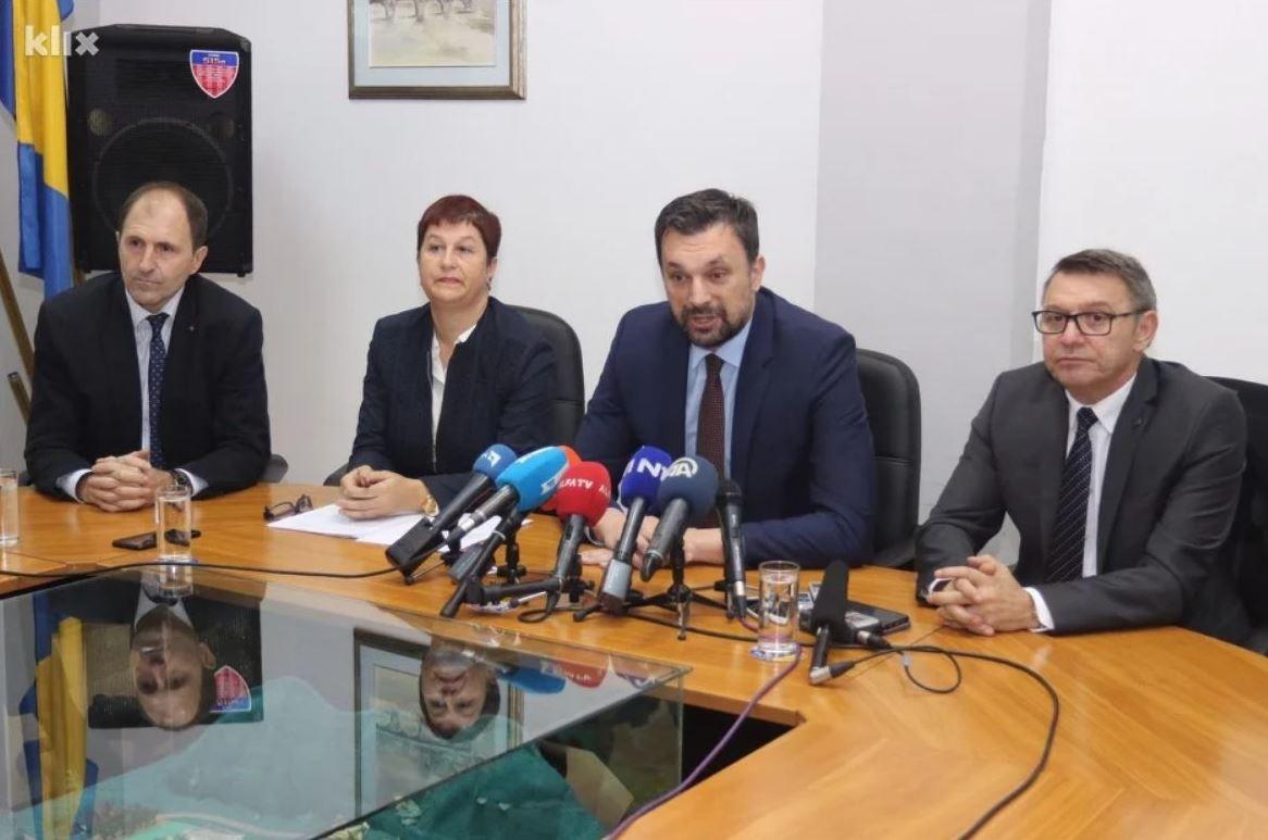 KO DF Sarajevo povodom samohvale premijera i Vlade KS o smanjenju redukcija vode i rekordnoj naplati VIK-a