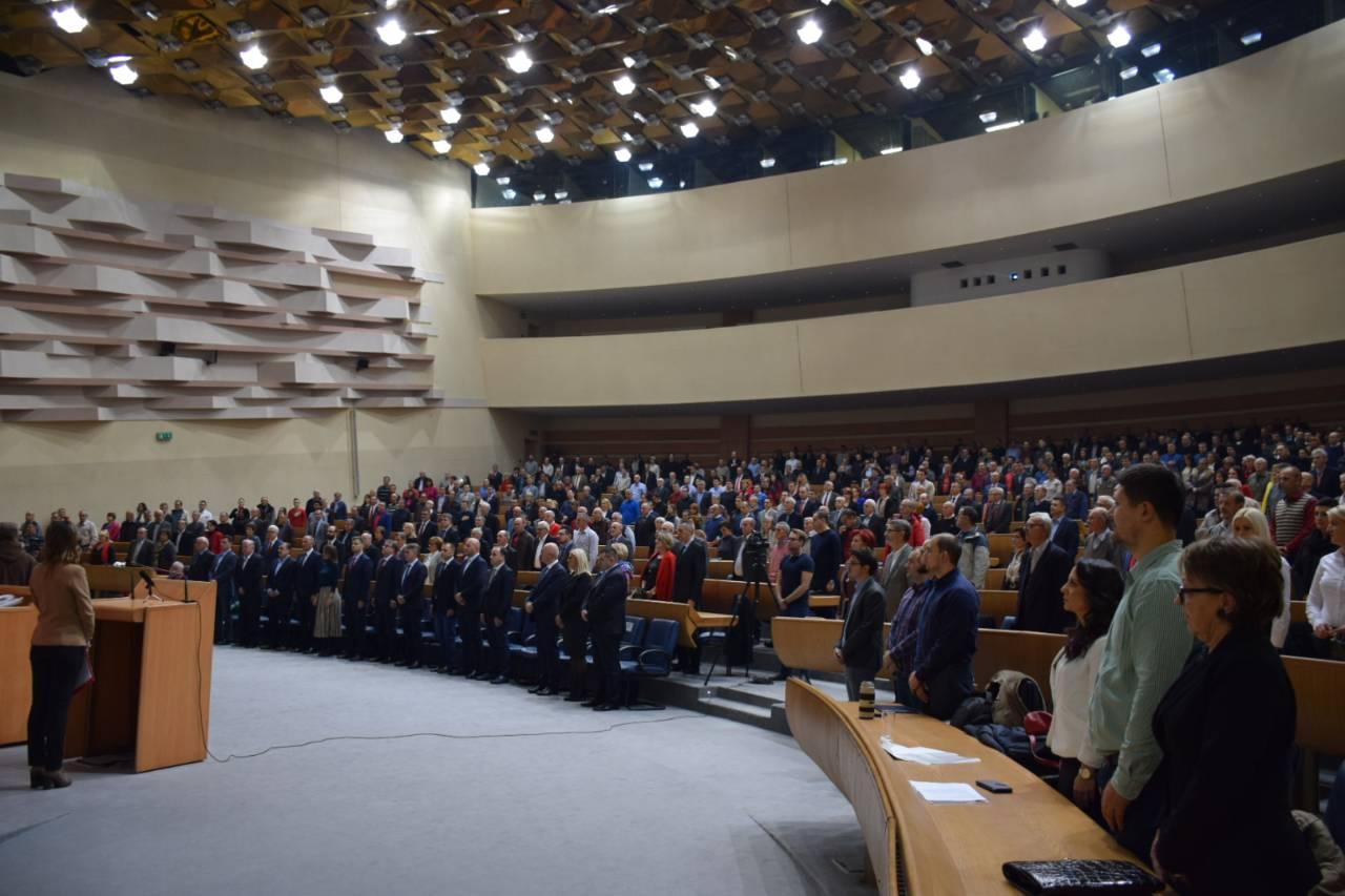 SDP BiH i Demokratska fronta obilježili Dan državnosti BiH i 74 godine od zasjedanja ZAVNOBiH-a