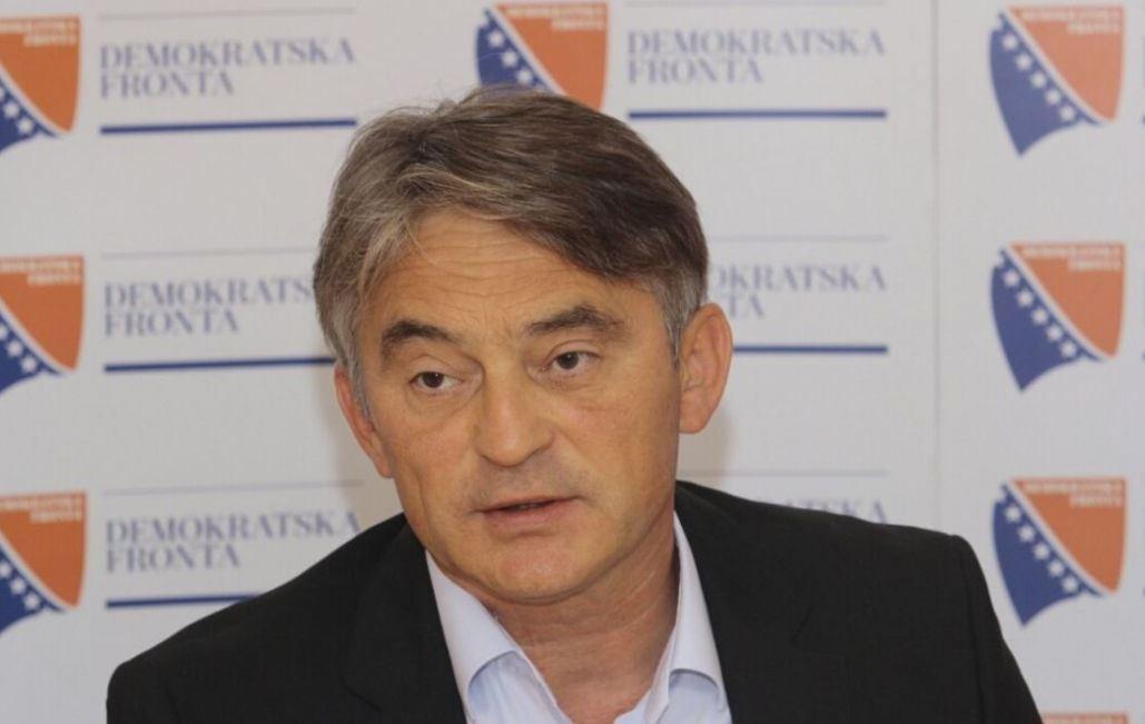 Komšić za Radiosarajevo.ba: Ko je Kuntošu dao original Dejtonskog sporazuma