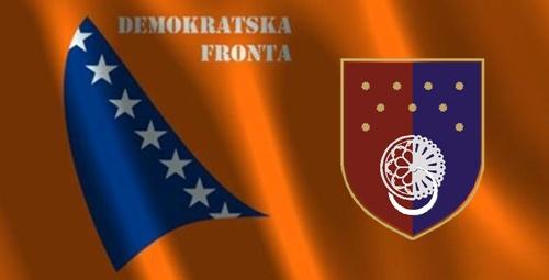 Saopćenje KO Demokratske fronte Sarajevo