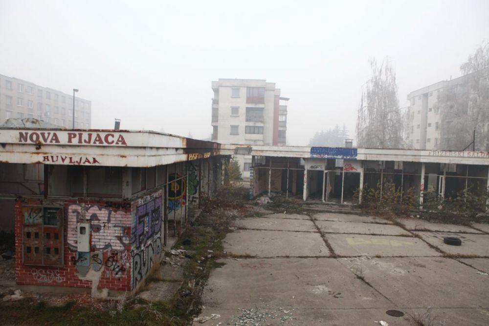 DF Novi Grad: Pod hitno riješiti problem pijace u Švrakinom selu