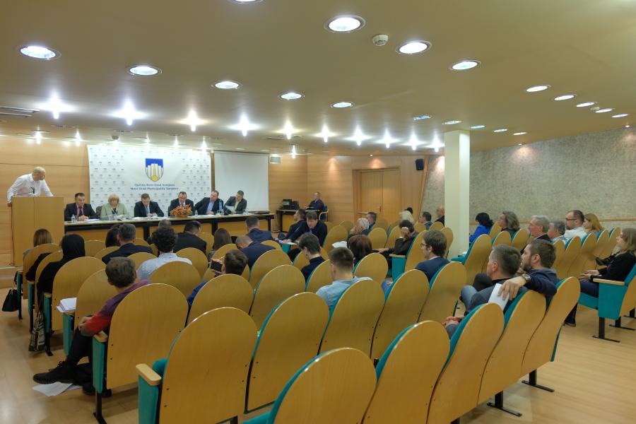 Vijećnici Demokratske fronte Novi Grad nisu podržali Budžet Općine Novi Grad Sarajevo