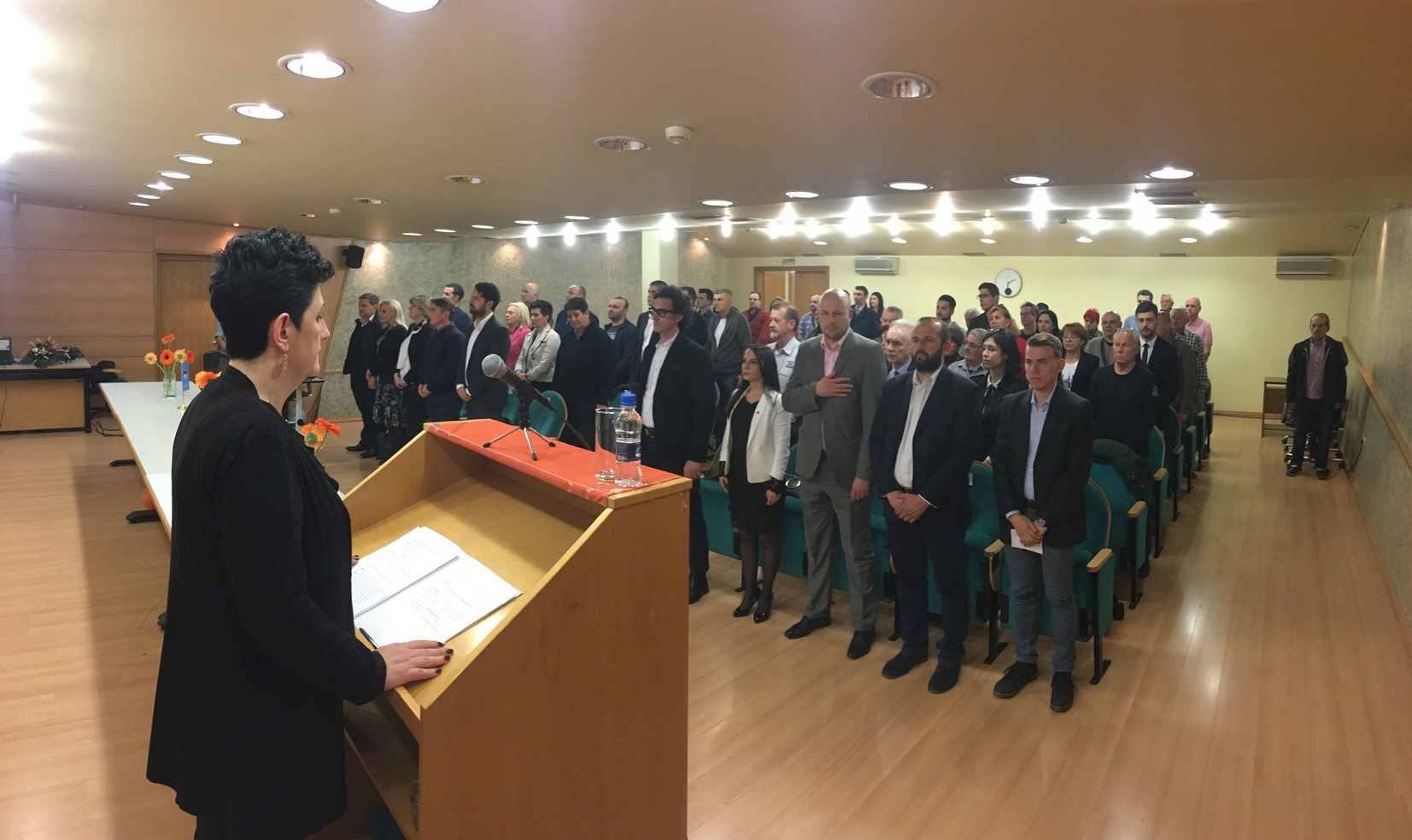 OO DF Novi Grad Sarajevo: Održana Svečana sjednica povodom 5. rođendana Demokratske fronte