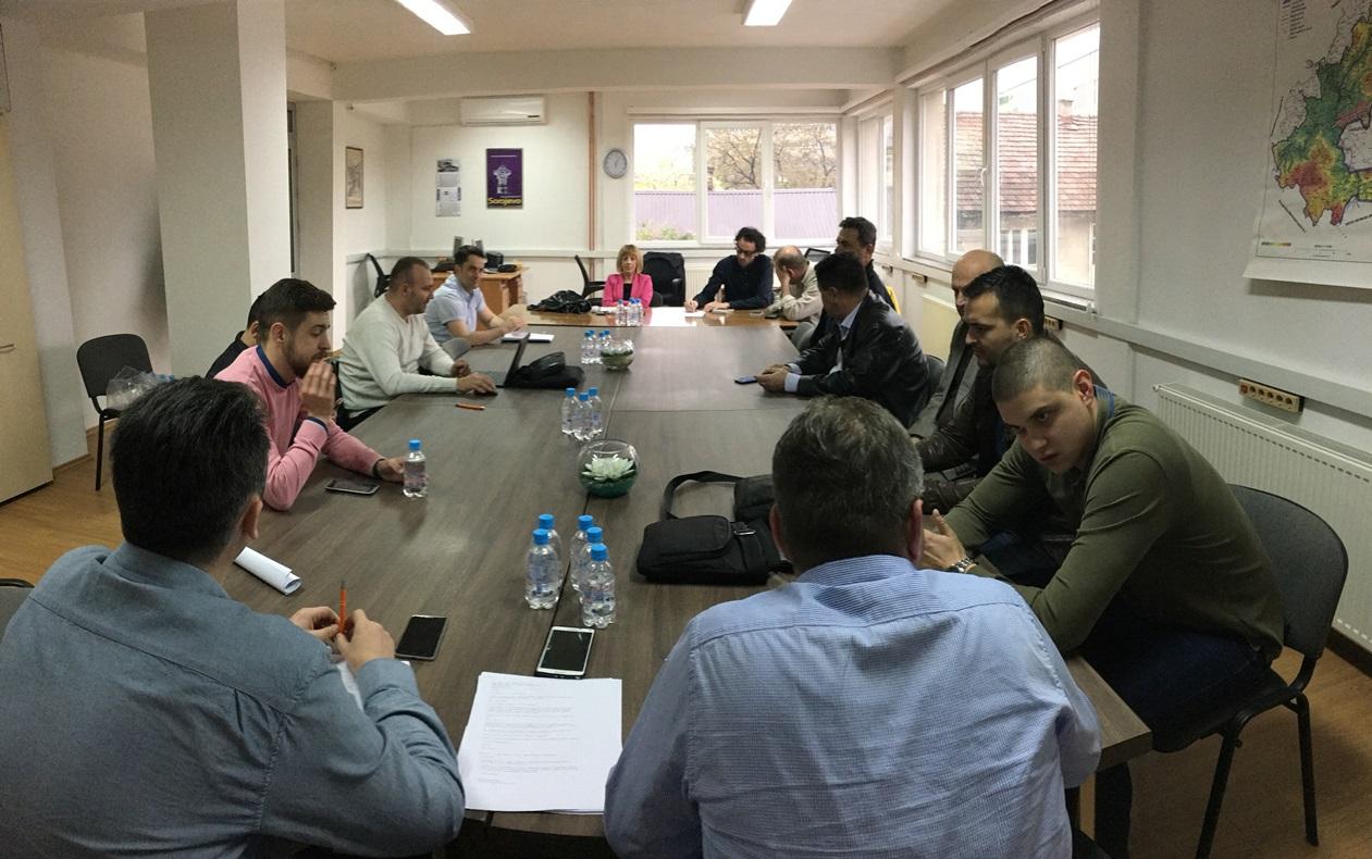 Jučer održana sjednica Predsjedništva KO DF Sarajevo
