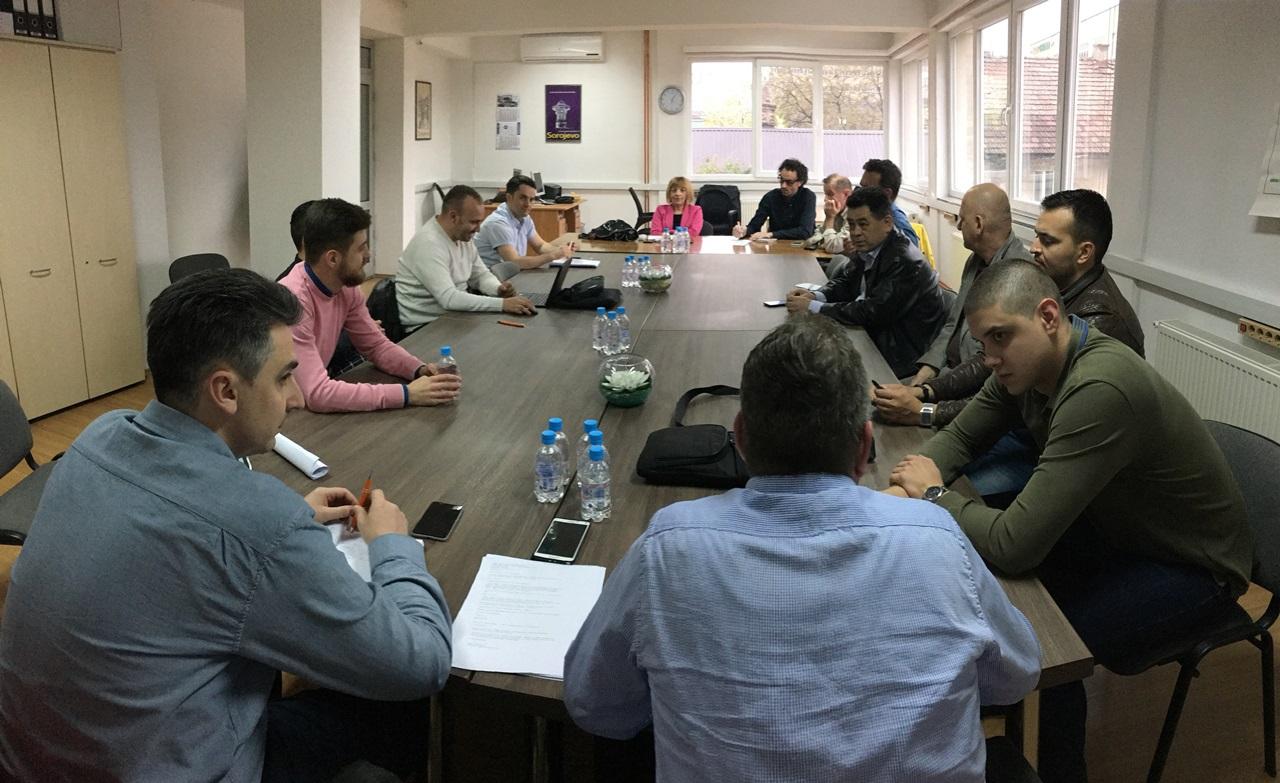 Predsjedništvo KO DF Sarajevo razmatralo izbornu strategiju