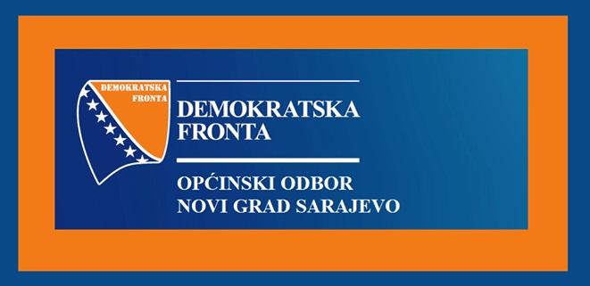 Sutra Svečana sjednica Općinskog odbora DF Novi Grad Sarajevo