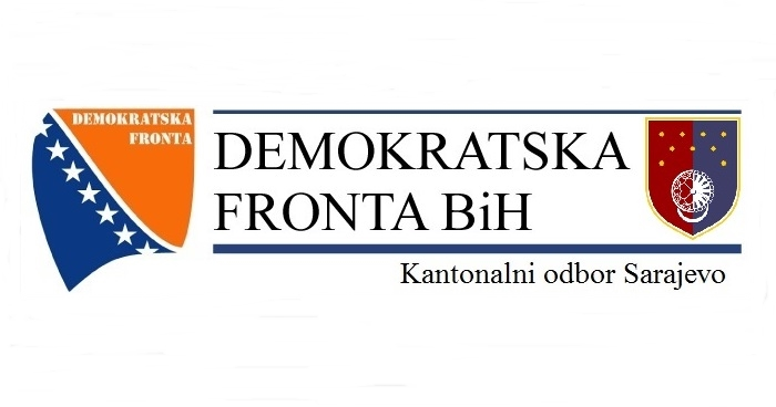 KO DF Sarajevo: Drugovi iz SDP-a, ako ste prodali Srebrenicu, hoćete li i Mostar i državu?