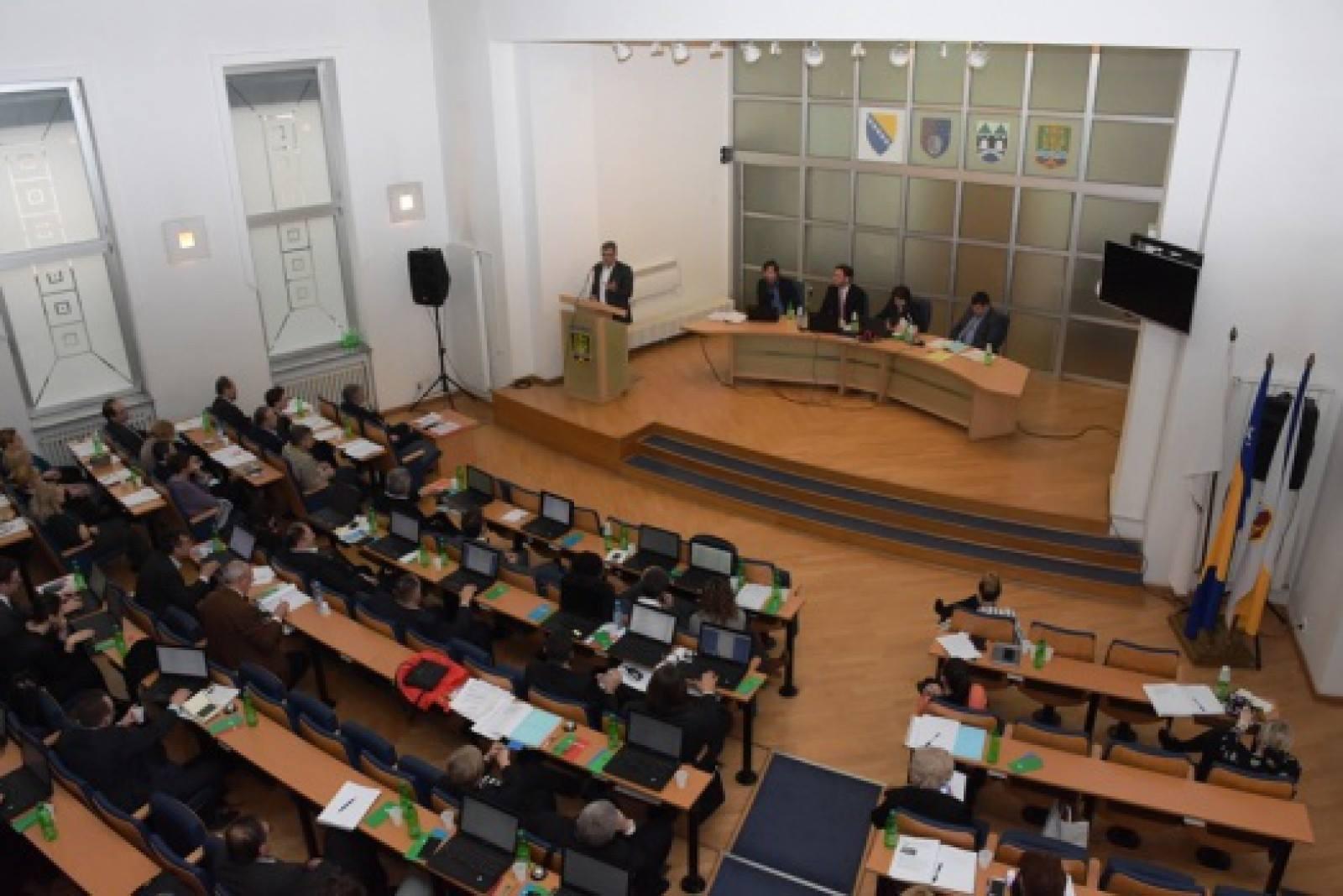 Poziv svim strankama u Općini Centar da glasaju protiv osnivanja CENTAR INVEST d.o.o.