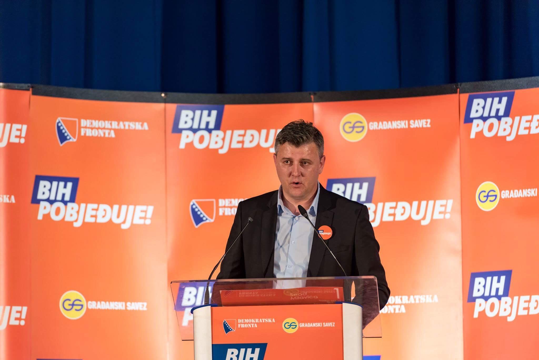 Sead Milavica: Policijskog komesara građani trebaju birati direktno