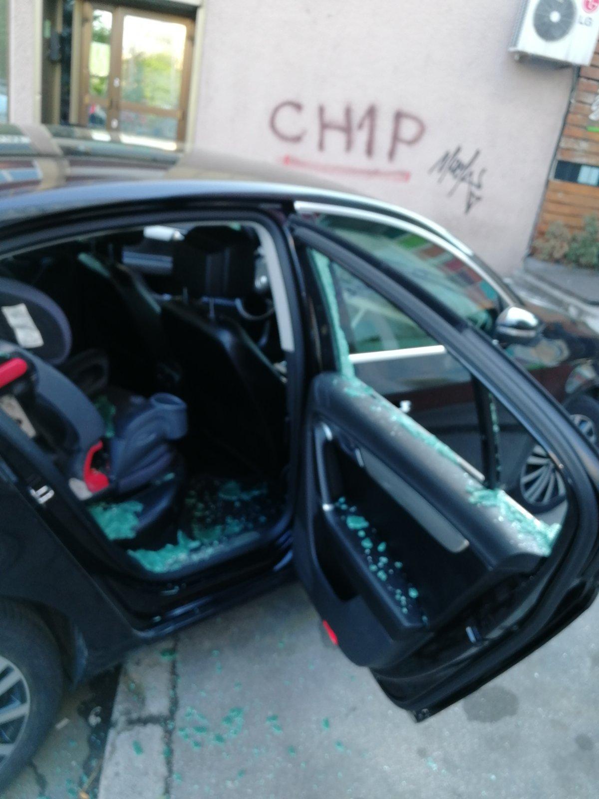 Novoimenovanom predsjedniku Skupštine KJKP Toplane razbijena stakla na automobilu
