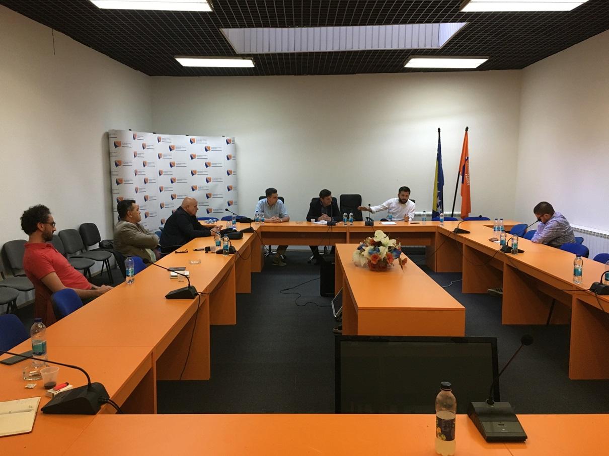 KO Demokratske fronte Sarajevo krenuo sa predizbornim aktivnostima