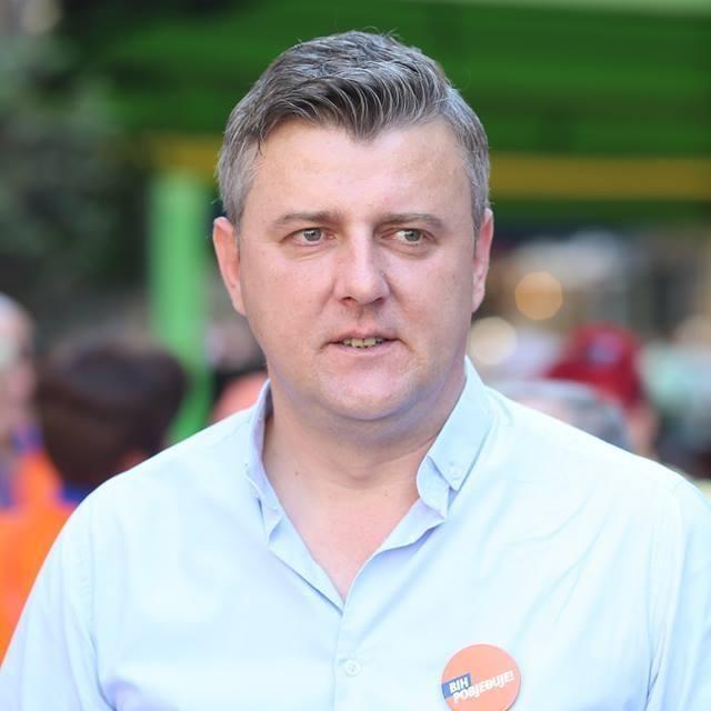 Sead Milavica: Demokratska fronta ne podržava ovakvu smjenu Duške Jurišić