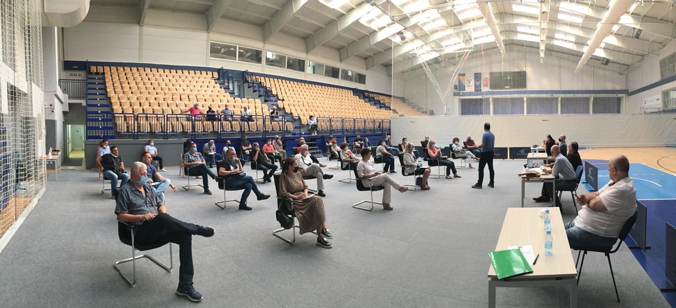 Zvanično počele predizborne aktivnosti Općinskog povjereništva DF Novo Sarajevo