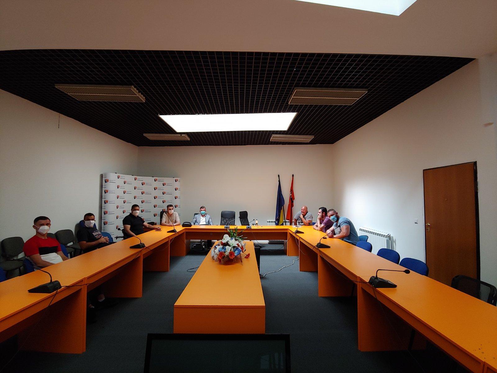 Općinskoj organizaciji DF Trnovo pristupilo još novih članova