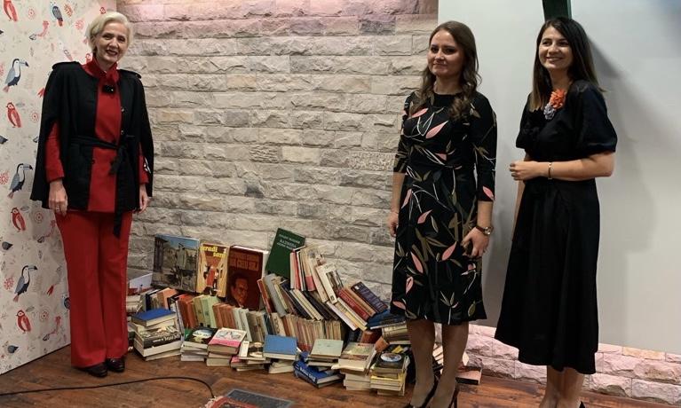Za 10. rođendan Centru za zdravo starenje Novo Sarajevo poklonjeno 160 knjiga