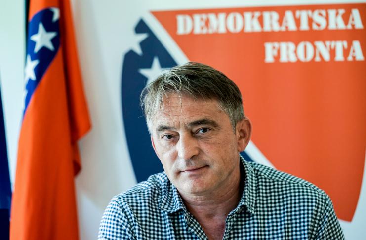Komšić za Fokus.ba: Stvaramo blok protiv etničkih stranaka (VIDEO)