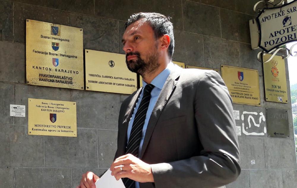 Demokratska fronta KS: (De)Politizovana Turistička zajednica Kantona Sarajevo