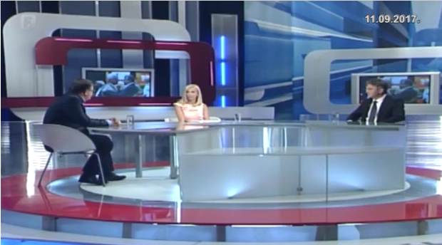 """FTV """"Pošteno"""" – gosti Željko Komšić i Nermin Nikšić (VIDEO)"""