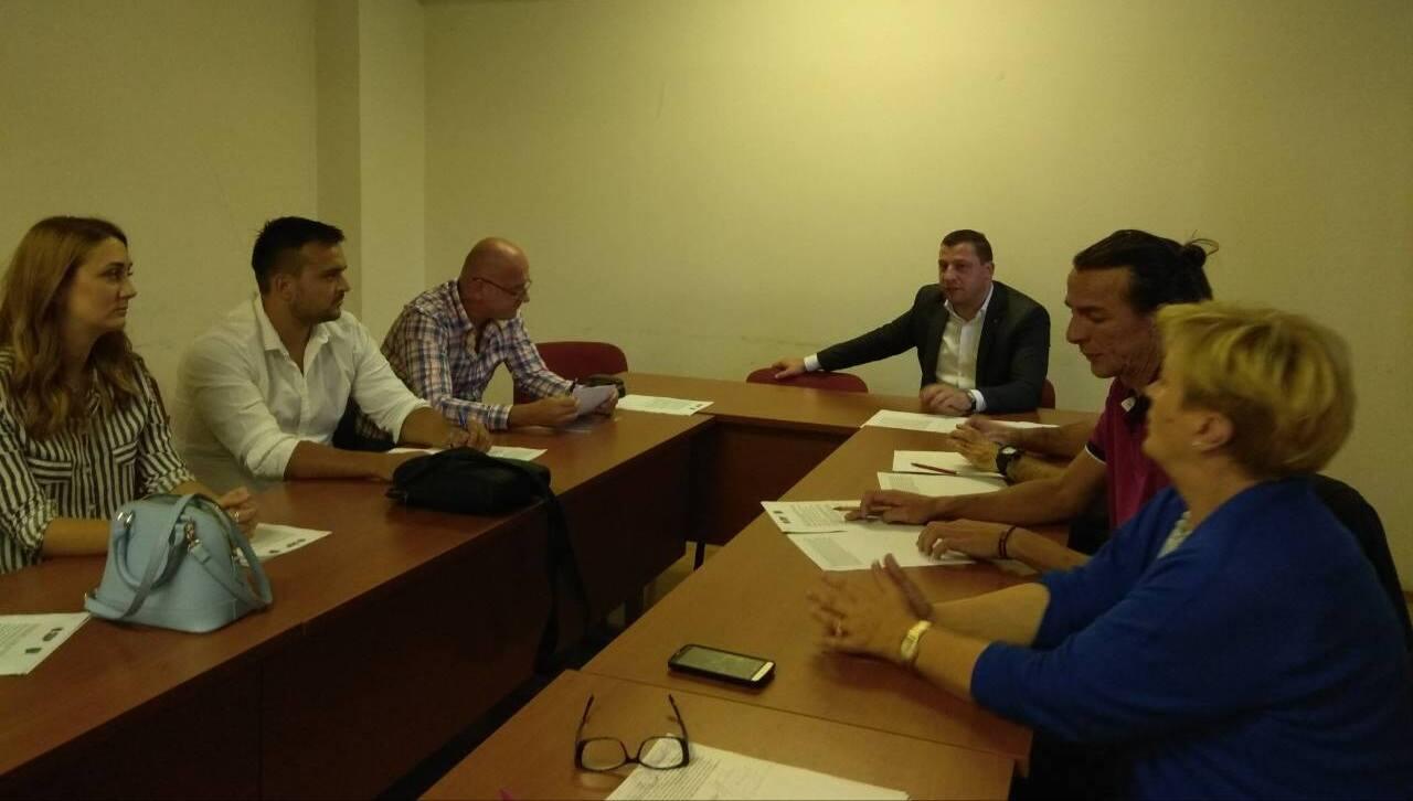 Nastavak saradnje Općinskih organizacija SDP-a i DF-a