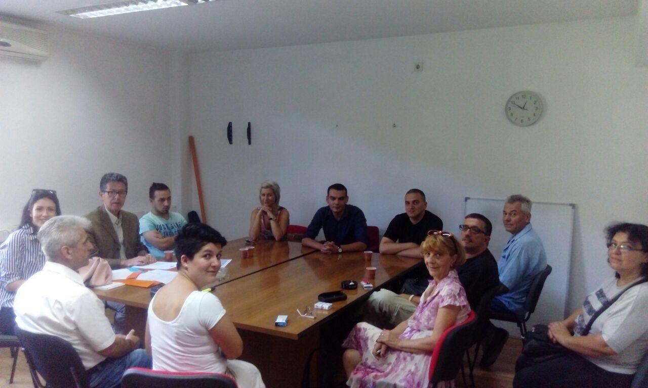 Provedeni unutarstranački izbori u OO DF Novo Sarajevo