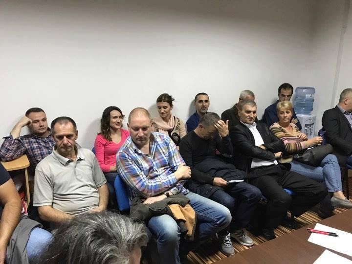 Održana zajednička tematska sjednica OO DF Stari Grad i Hadžići
