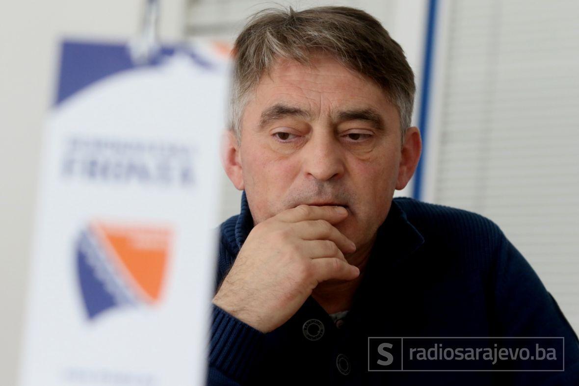 Željko Komšić za Radiosarajevo.ba: Da li je sve okrenuto protiv mene ili se tako želi otvoriti put Draganu Čoviću?