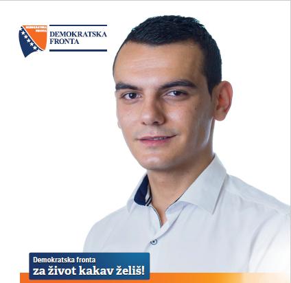 Saopštenje povodom istupanja Edhema Imamovića iz Demokratske fronte BiH